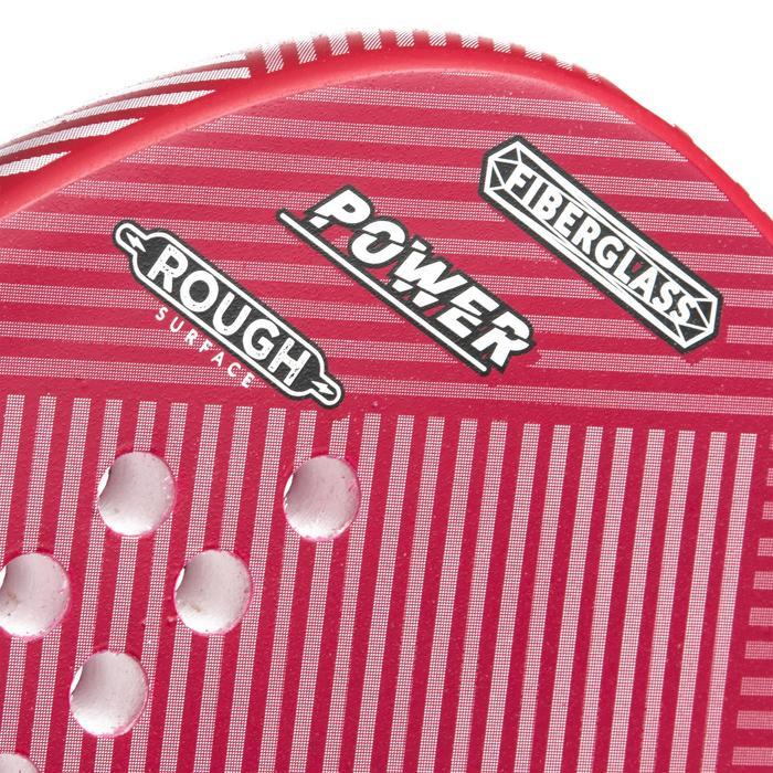 Pala Tenis Playa Sandever BTR 190 Niños Rosa