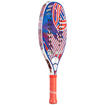 raquette de beach tennis BTR 900 Precision white