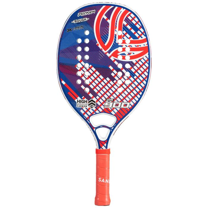 Beachtennisracket BTR 900 Precision wit