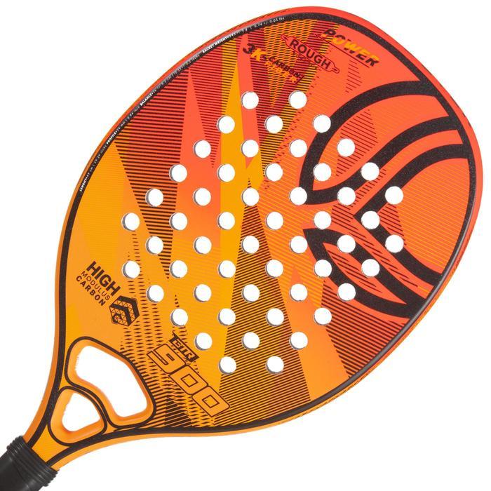 raquette beach tennis BTR 900 Power orange
