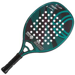 Beachtennisracket BTR 900 Power groen