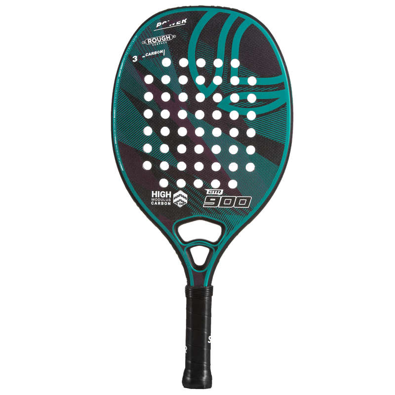STRANDTENNIS Racketsport - Racket BTR 900 PWR grön SANDEVER - Racketsport 17
