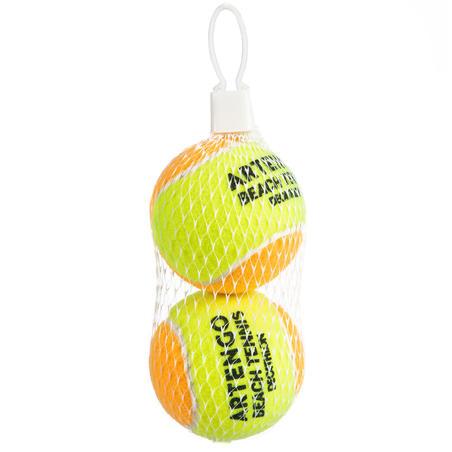 Bola Tenis Pantai Twin-Pack BTB 990