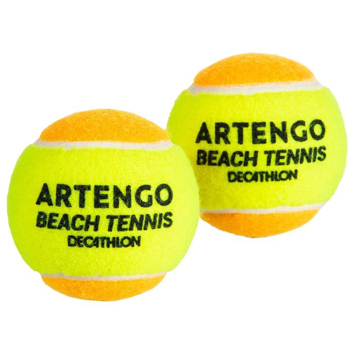 Beachtennisbal BTB 990 x2