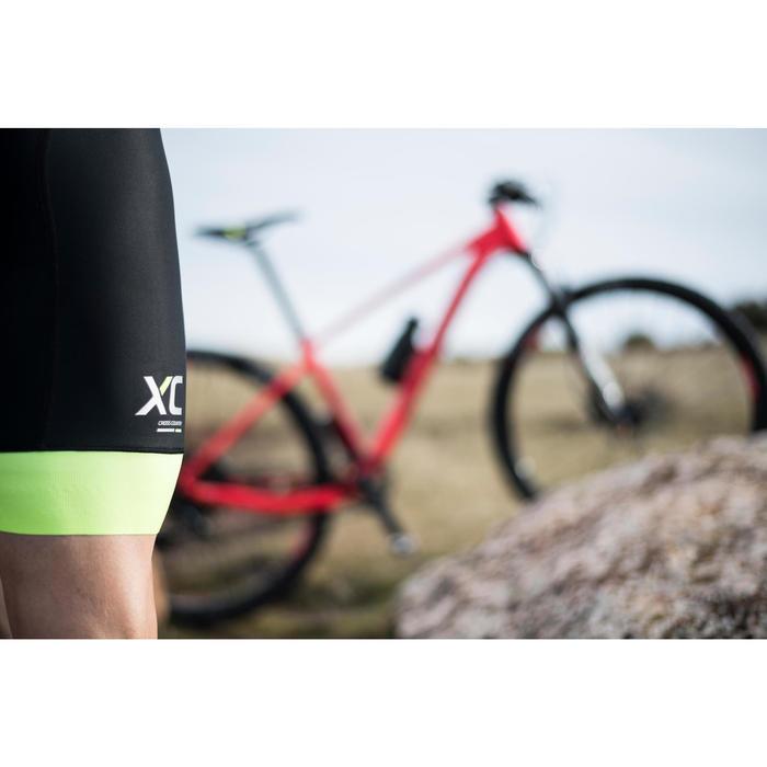 MTB-broek voor heren XC Light zwart