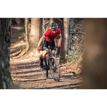 Fotochromatische mountainbikebril XC Race fluo