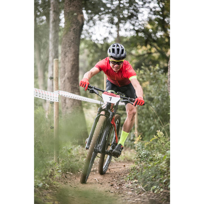 Lunettes VTT XC RACE Photochromique Fluo