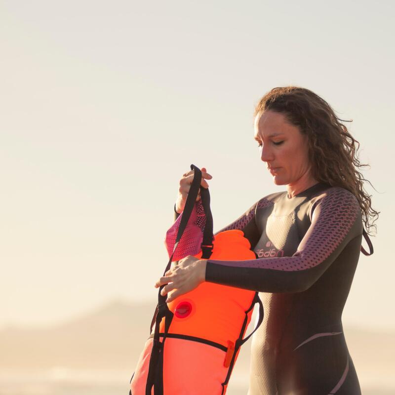 S'équiper pour la natation en eau libre