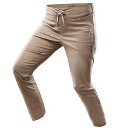 58350ee9f1 Pantalón de Montaña y Senderismo Quechua NH500 Regular Mujer Marrón