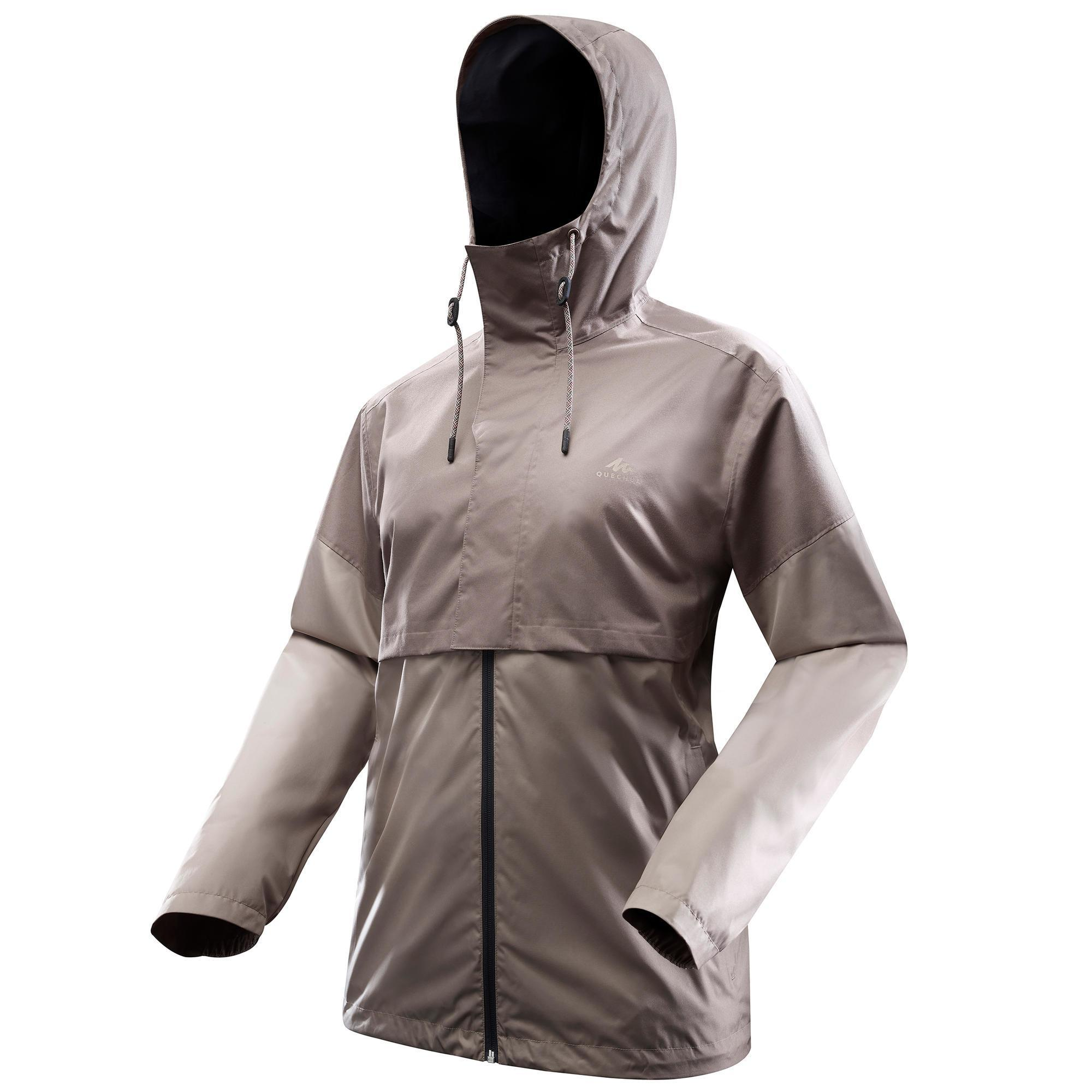 Regenjacke Outdoor Angeln Trekking Wandern Schwarz GroßEr Ausverkauf Bekleidung