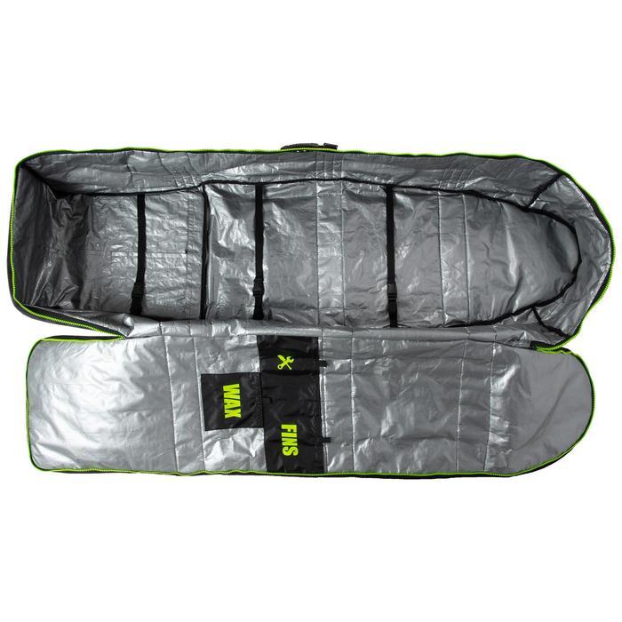 Schutzhülle Boardbag Travel Kitesurfen anpassbar TT/Surfen bis 180cm (6')