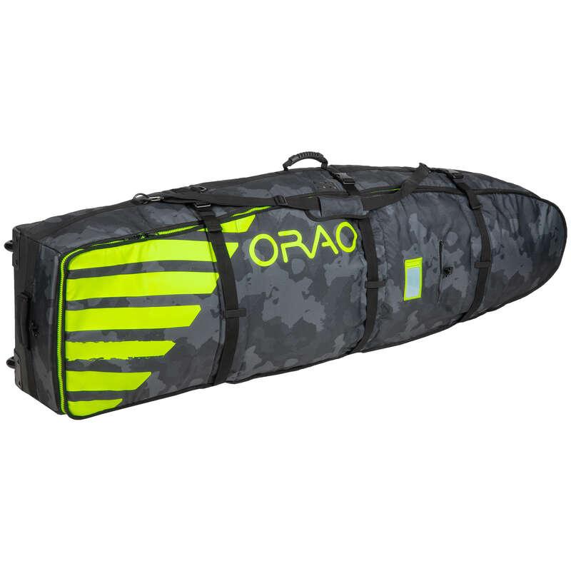 KITEBOARDING Kitesurfing and windsurfing - TRAVEL Boardbag adap.-180cm ORAO - Kitesurfing and windsurfing
