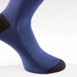 Calcetines ciclismo ROADR 500 azul marino