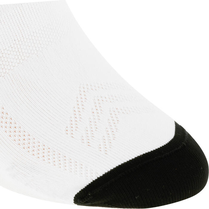 Calcetines ciclismo ROADR 500 blanco