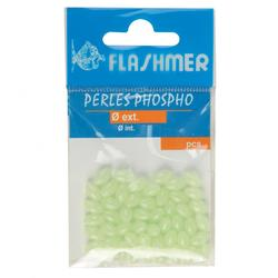 Perlen phosphoreszierend 5 und 7mm Meeresangeln