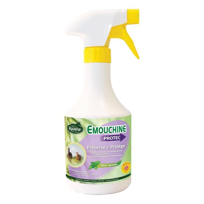 Deodorant voor paard en pony Emouchine Protec 500 ml