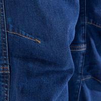 MEN'S STRETCH CLIMBING JEANS - COLOUR BLUE