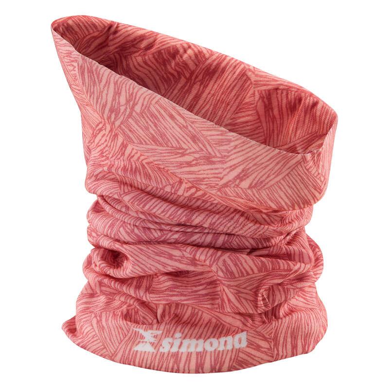ABBIGLIAMENTO ARRAMPICATA Sport di Montagna - Bandana EDGE rosa salmone SIMOND - Arrampicata