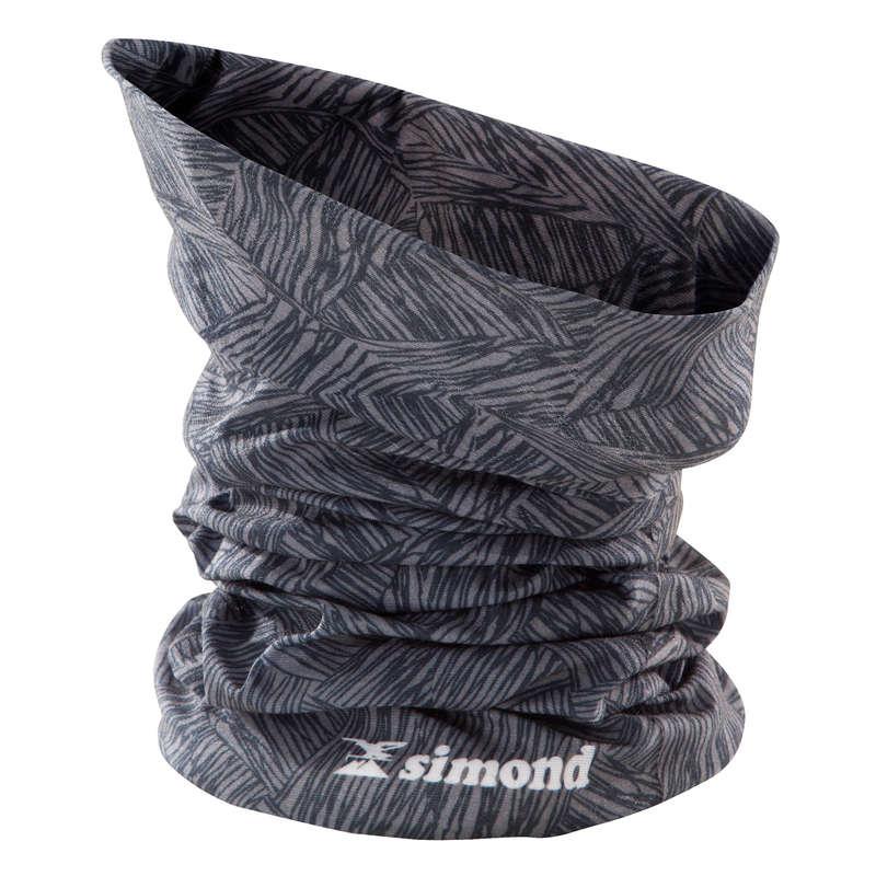 CLIMBING CLOTHING - EDGE BANDANA CARBON GREY SIMOND
