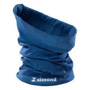 Neck Warmer - Alpinism Blue