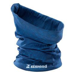 Schlauchtuch Alpinism blau