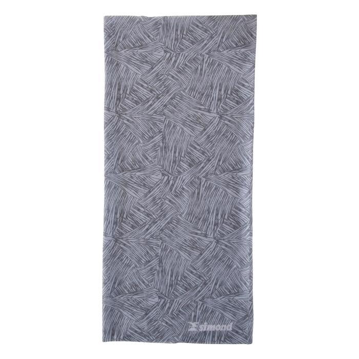 Gola pescoço ALPINISMO/Escalada Cinzento