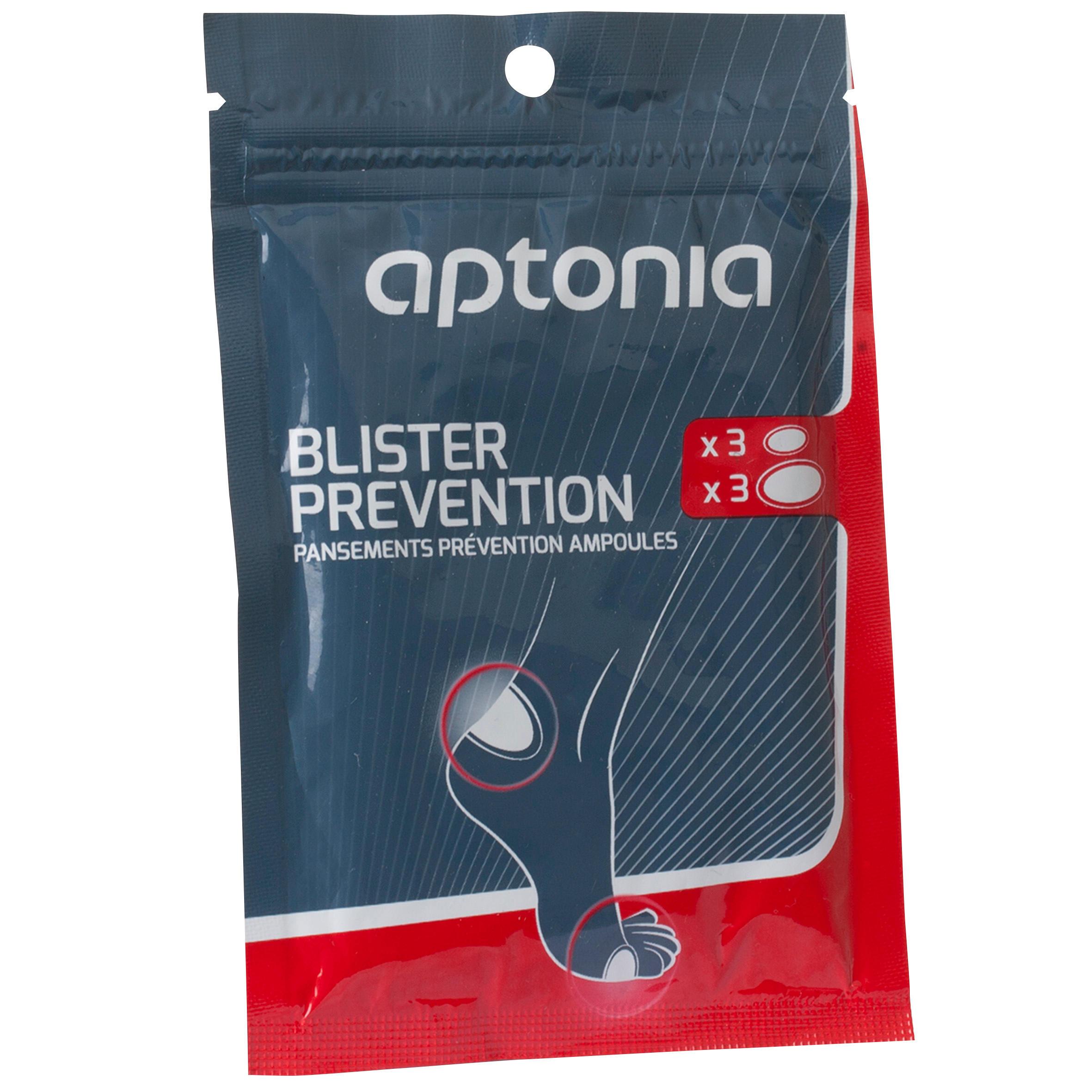 Blister plasters x6