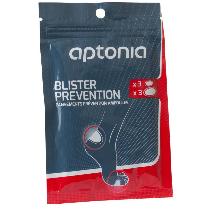 Blister Plasters and Prevention