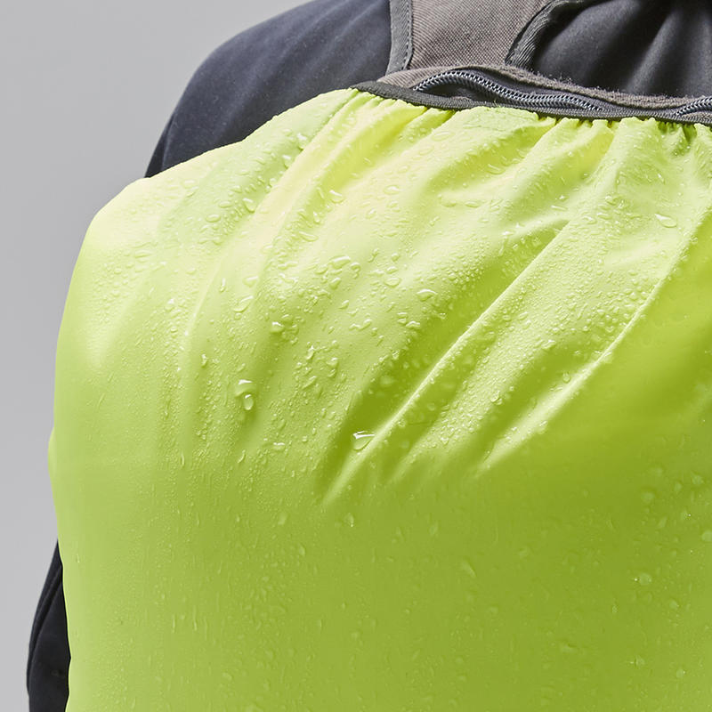 Backpack Cover 15L to 35L - Neon Yellow