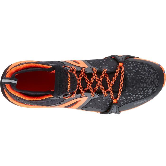 Nordic Walkingschuhe NW900 FlexH Herren schwarz/orange