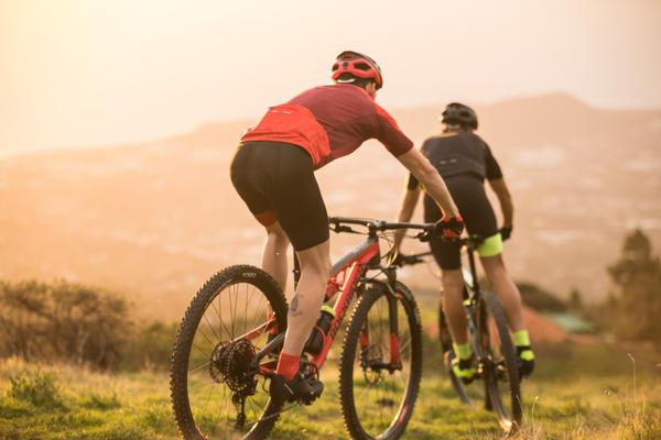 Cross County Mountainbike