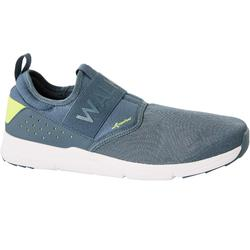 PW 160 Slip-On men's fitness walking shoes grey