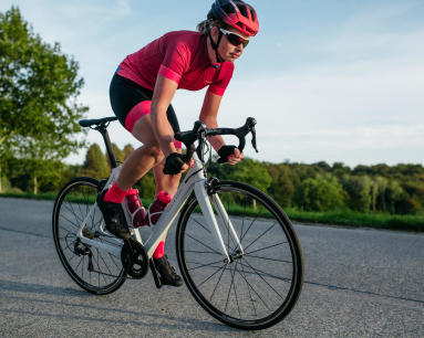 Van Rysel fiets vrouwen