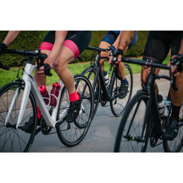 Racefiets voor dames Ultra RCR CF 105 zwart
