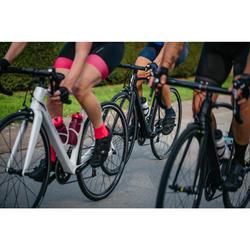 Rennrad Ultra CF Carbon 105 Damen weiß