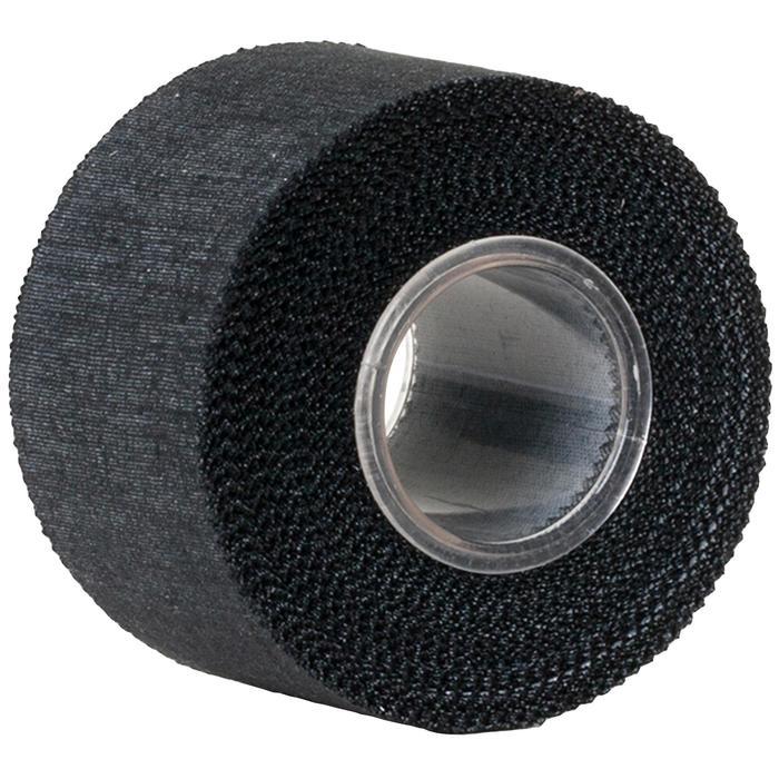 Stijve sporttape voor ondersteuning zwart