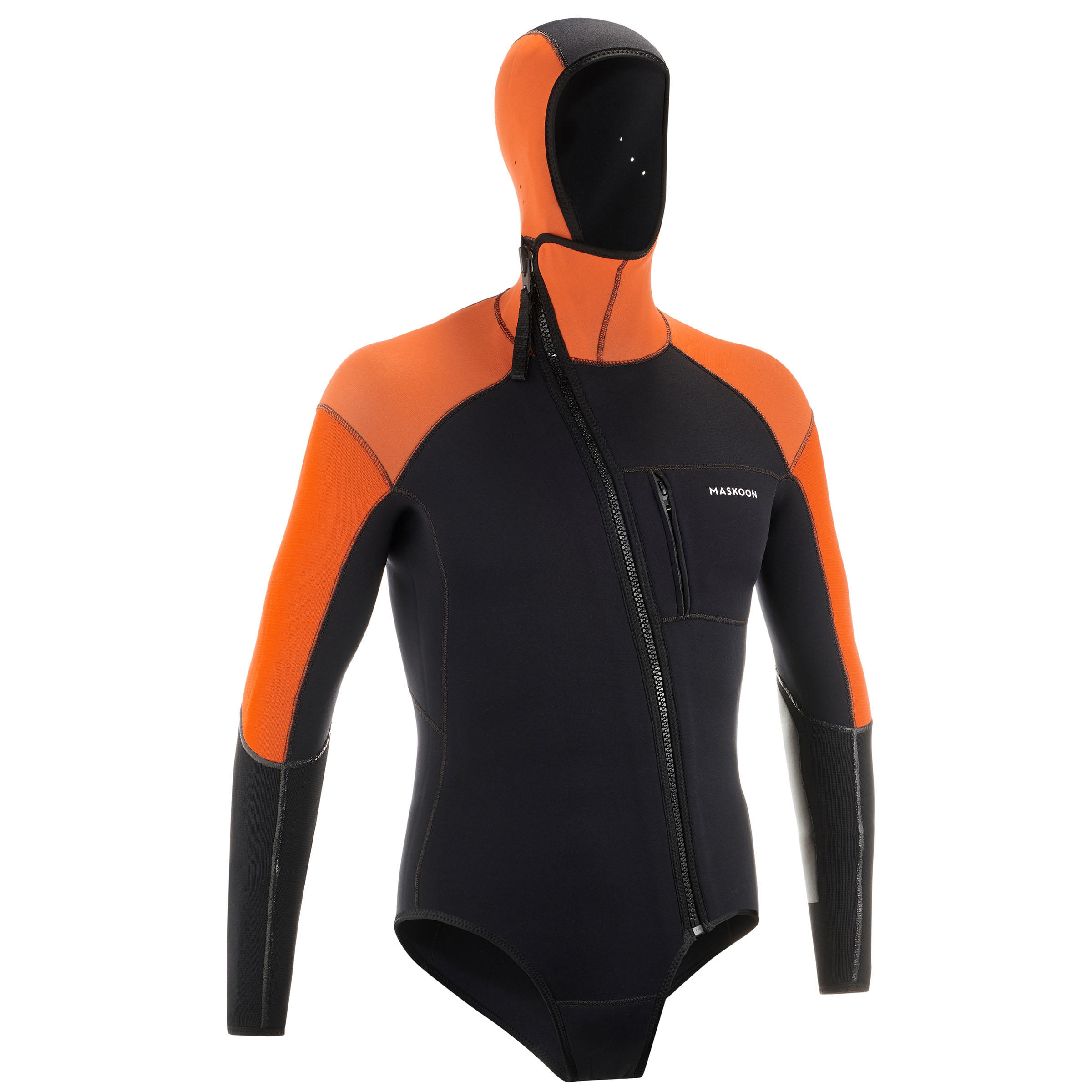 Jachetă Canyon 5 mm Unisex