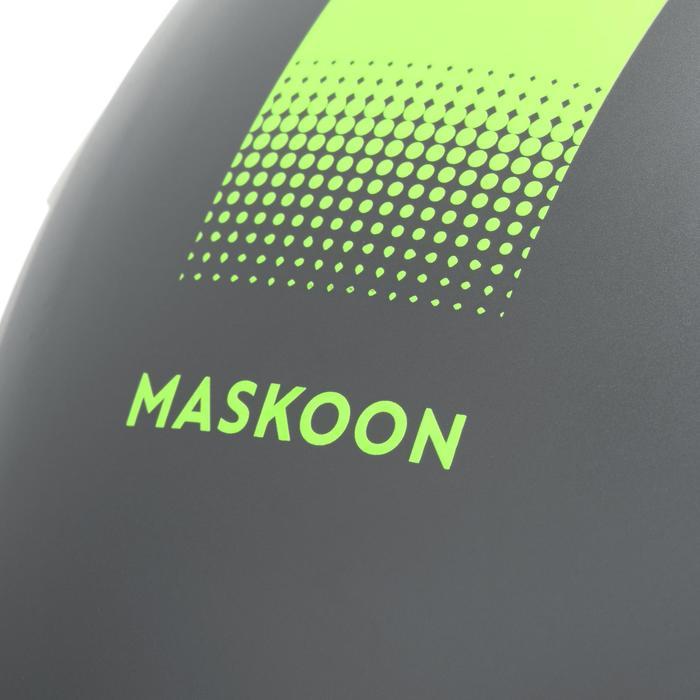 Casco de barranquismo GRIS AMARILLO Maskoon