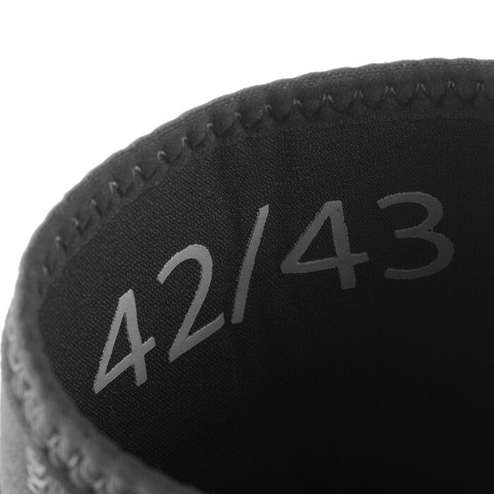 Canyoning-Neoprensocken 3mm grau unisex