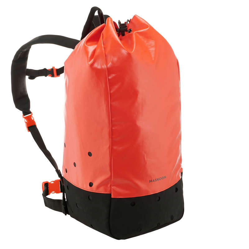 CANYONING GEAR Via ferrata Canyoning and Caving - CANYON BACKPACK 35 LITRES MASKOON - Sports