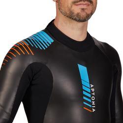 男款氯丁橡膠(Neoprene)短距離鐵人三項泳裝