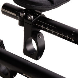 TRIATHLON LONG DISTANCE ALUMINIUM HANDLEBAR EXTENSIONS