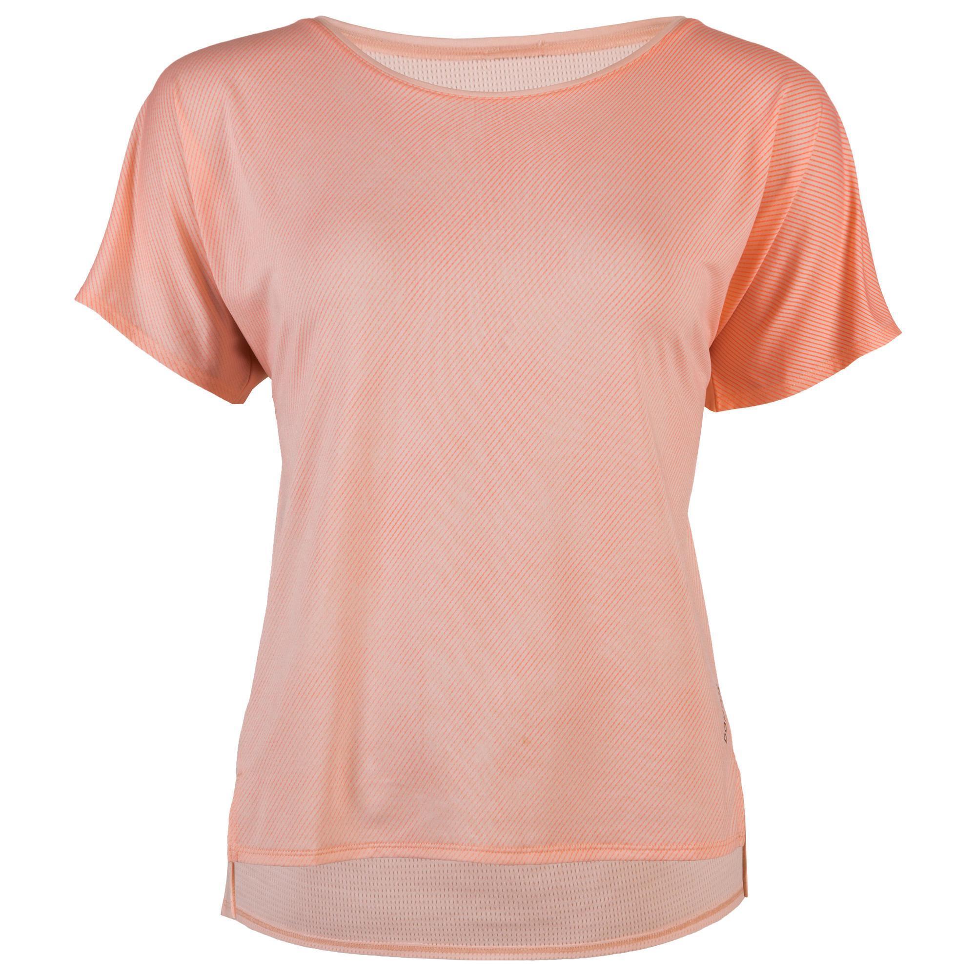 Domyos Fitness shirt 120 voor dames