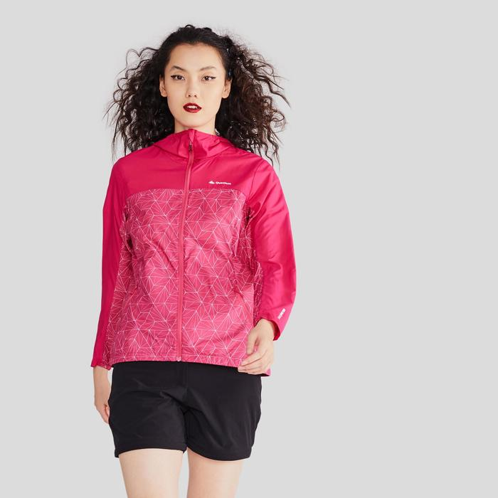 Helium Sun protect Jacket MH500 ROSE