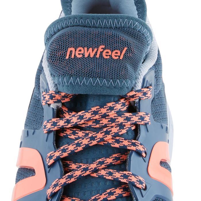 Nordic walking schoenen voor dames NW 900 Flex-H grijs/koraal