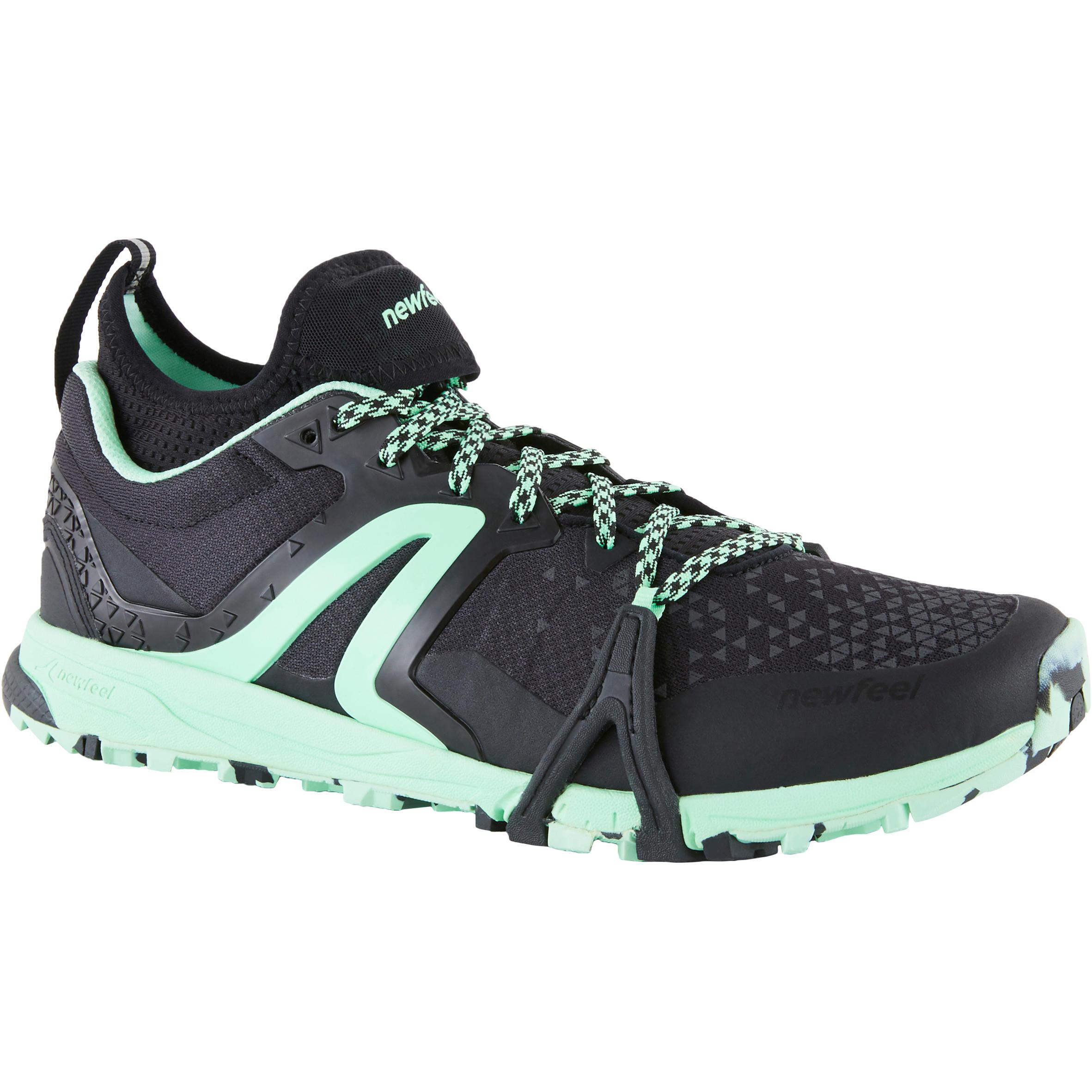 Chaussures de marche nordique NW 900 Flex-H vert / noir - Newfeel