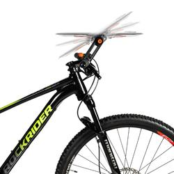 Richtbare kaarthouder voor mountainbike - oriëntatiewedstrijden/multisportraids