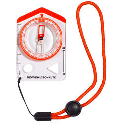 BEGIN 100 BASEPLATE ORIENTEERING COMPASS