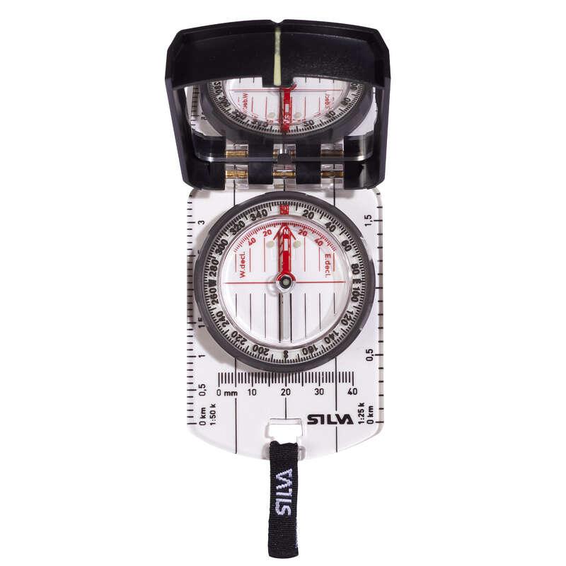 COMPASS AND ORIENTEERING EQUIPMENT Outdoor Equipment - RANGER S COMPASS SILVA - Navigational Equipment