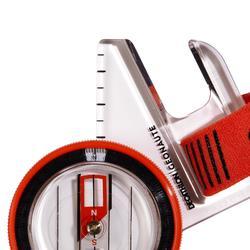 Duimkompas voor rechterduim oriëntatielopen Racer 500
